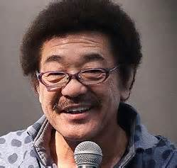 Punch Perm - This is Gushiken Yoko, my favorite 1970s world champion boxer turned 2010s variety quiz show regular, sporting the not very popular Punch Perm.