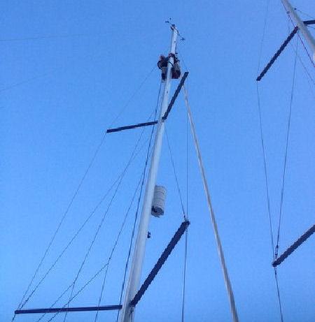Halyard Repairs
