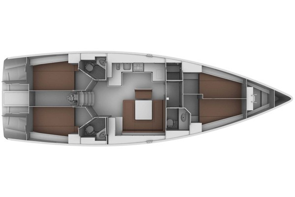 We have chartered a modern Bavaria 45 with four cabins and two heads for this sailex.  Anticipated cost £665 per berth