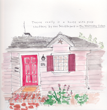 Meg Waite Klayton_First PErson_2016_Pink Shutter House.jpg