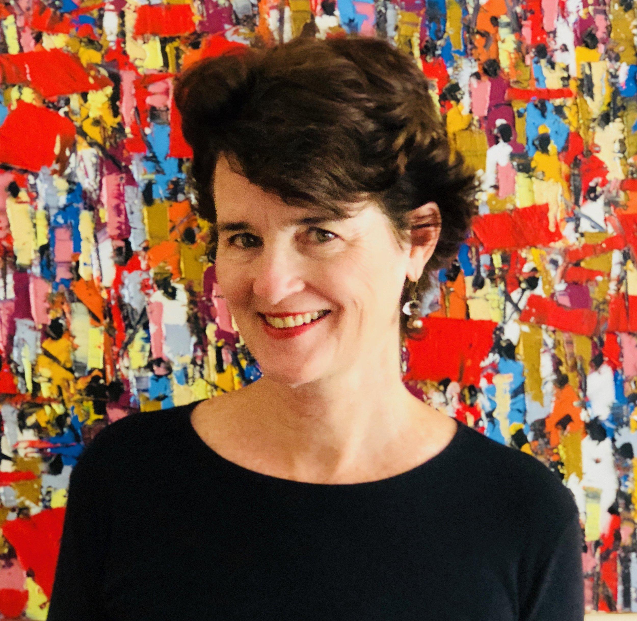 Lisa headshot Ghana painting 9%2F2%2F18JPG.jpg