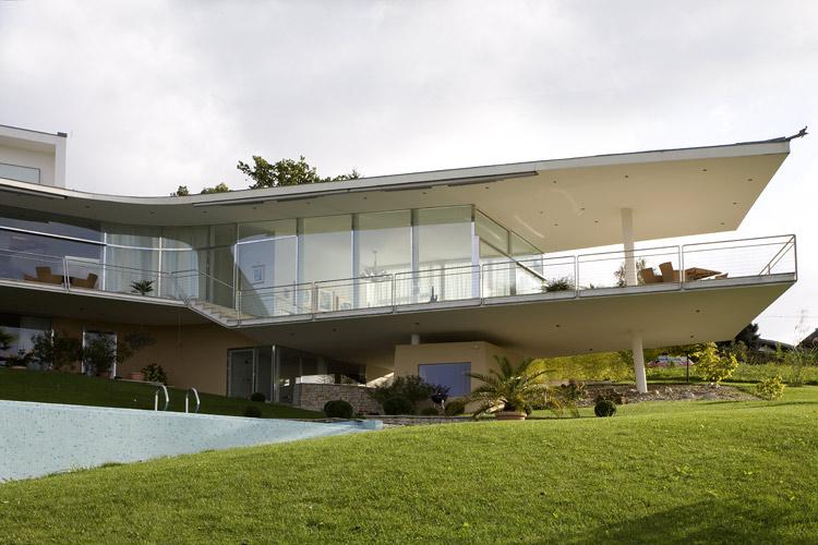Villa H    Kunde:  Atelier Pucher