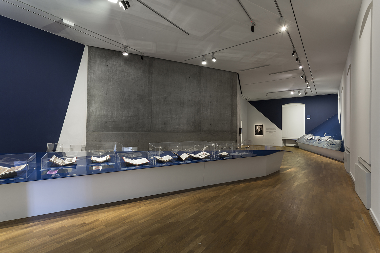 Austellungsdokumentation    Kunde:  Jüdisches Museum