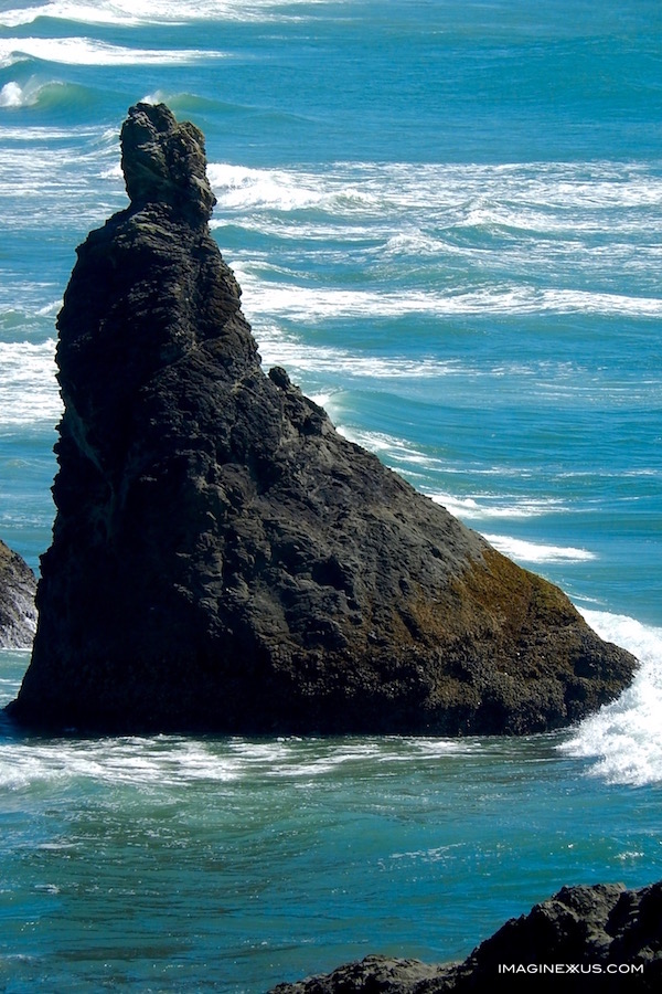 Sea Stack Gazing in Bandon, Oregon