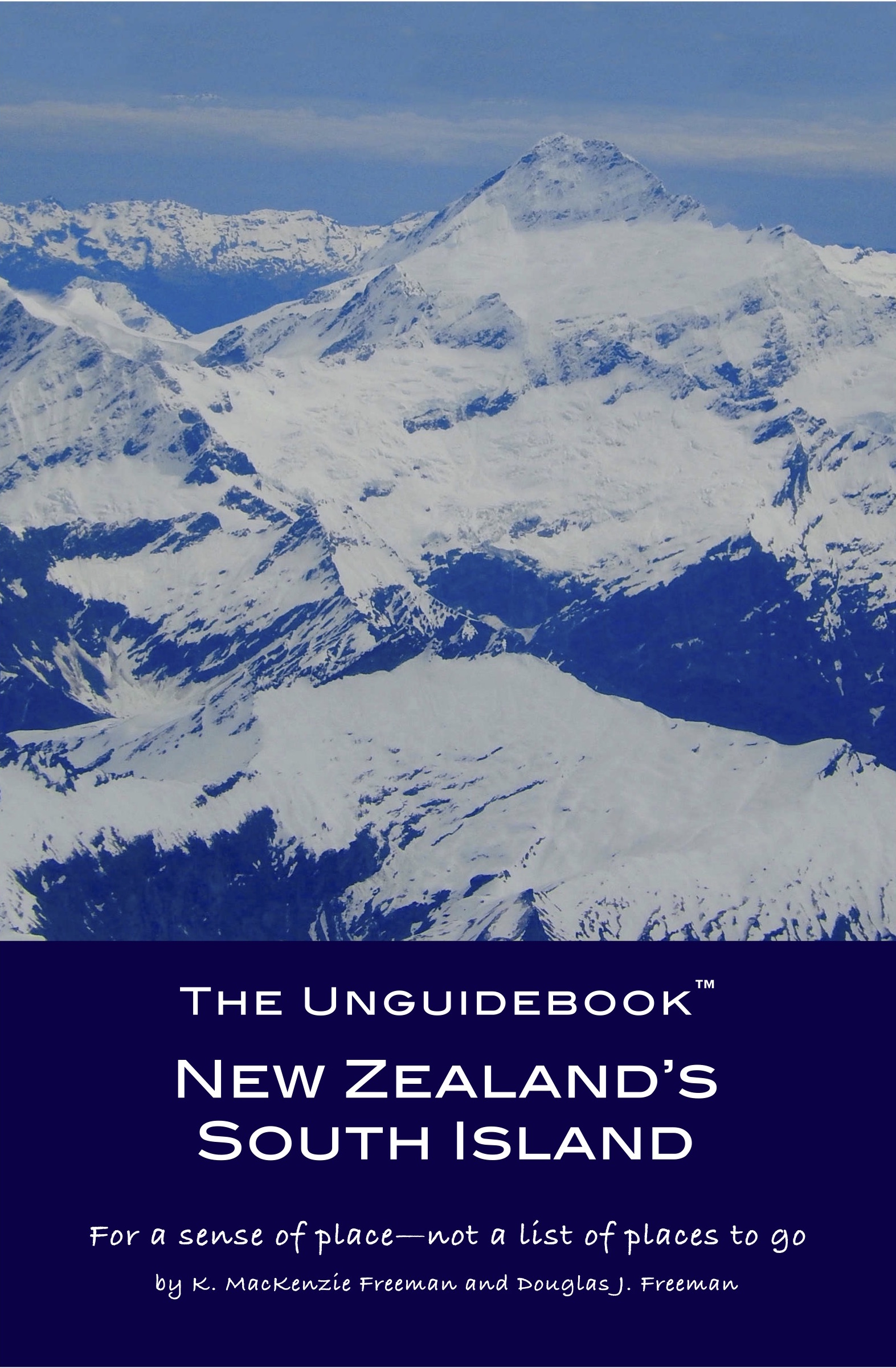 "- New Zealand's a place you'll want to savor, one island at a time. That's why this book includes 54 enlightening and entertaining impressions just about the South Island. Soak up Queenstown's scenery and adventure sports. Give into the Otago region's temptations of wines and gold panning. Travel to Te Anau for an up-close look at the amazing Fiordland National Park. Experience the warmth of sunny Nelson. Then set sail or tramp through Abel Tasman National Park, the Tasman District and the picture postcard Marlborough Sounds.The Unguidebook New Zealand's South Island will ""take you"" to this special place filled with jaw-dropping scenery, warm hospitality and endless adventures.Available as an e-book for $3.99 and in paperback for $7.50."