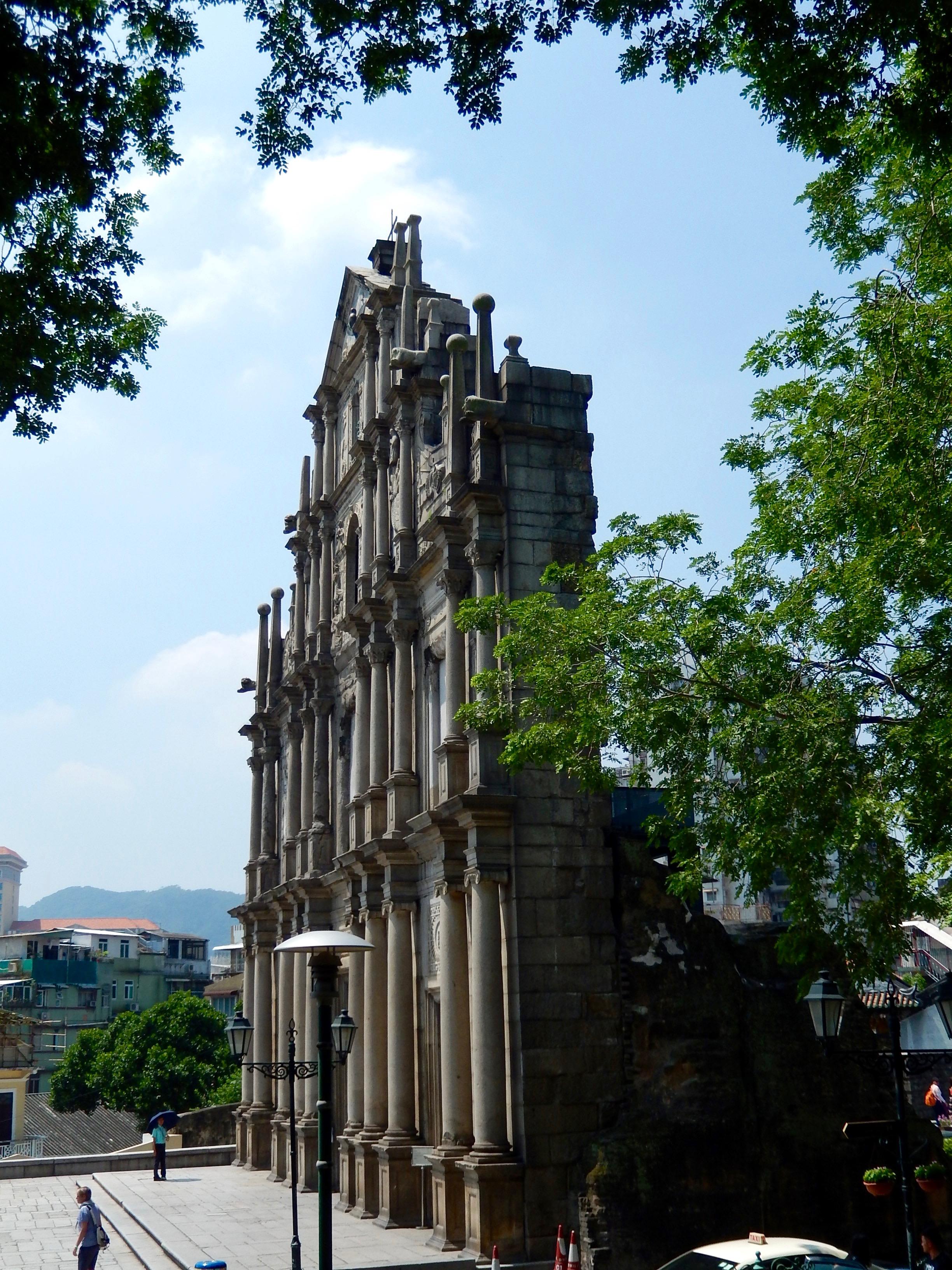 St Pauls Ruins-Macau-side view 2.jpg
