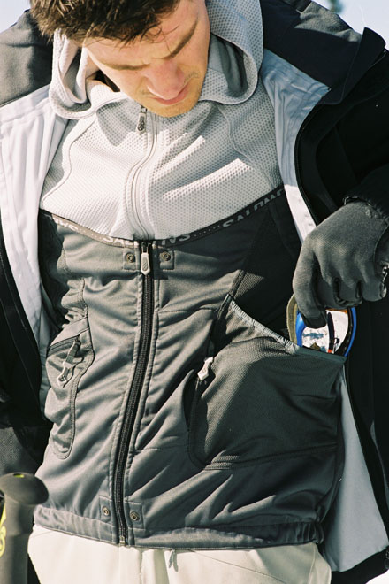 "Salomon ""Desktop"" Jacket (2002)"