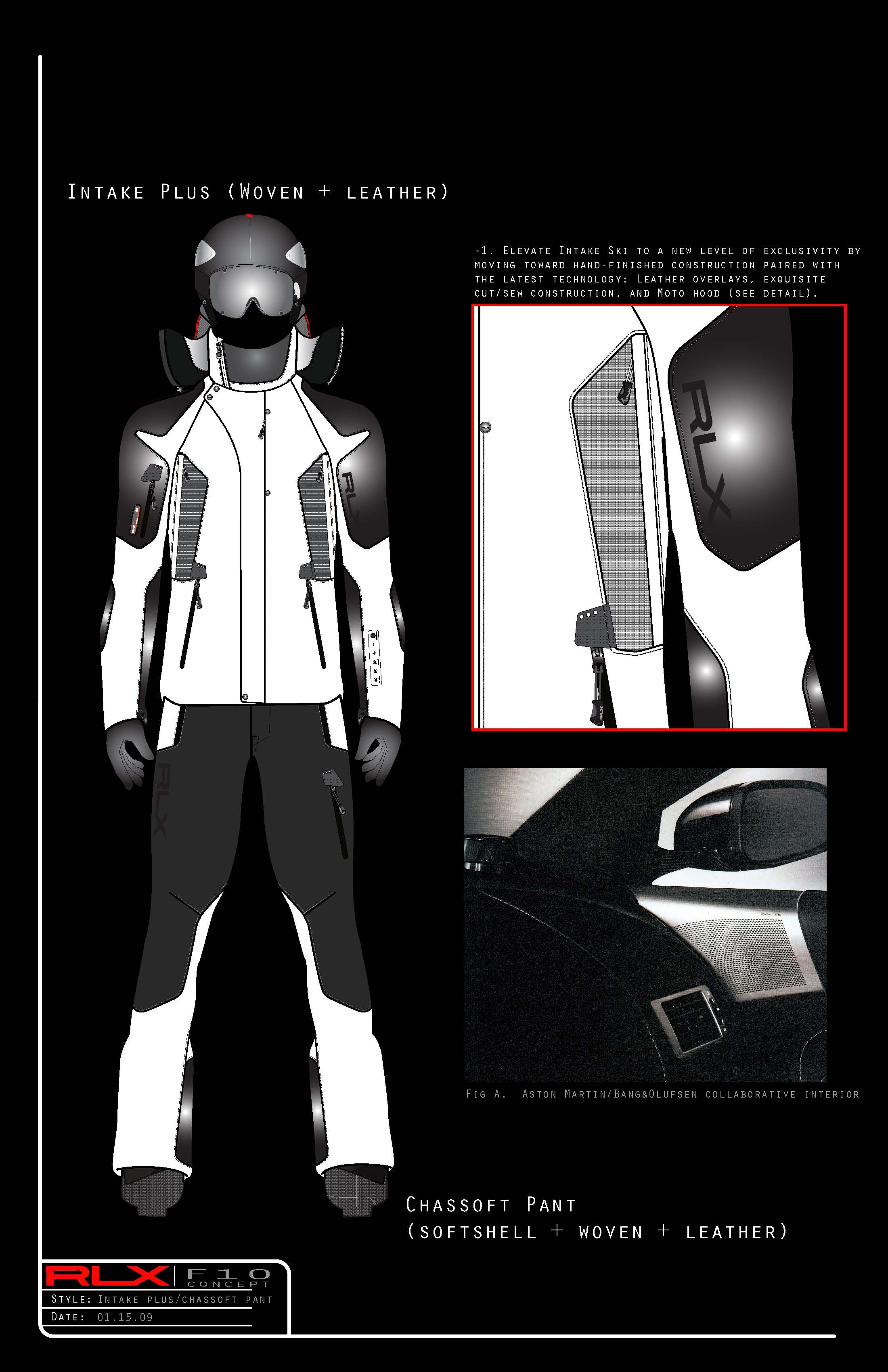 RLX concepting (2009)