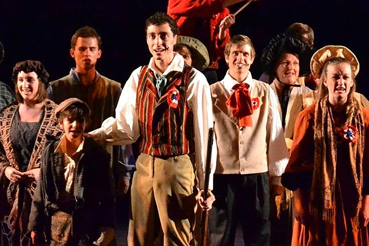 Les Miserables - Carriage House Theatre