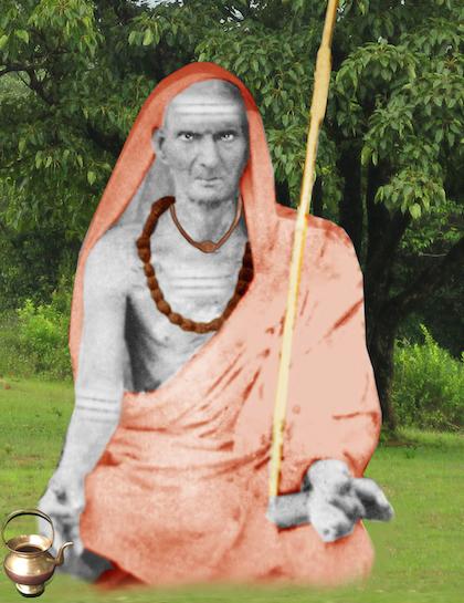 Paramahamsa Parivrajakacharyavarya Sri Sri Prakashananda Nathendra Saraswati Swamigal