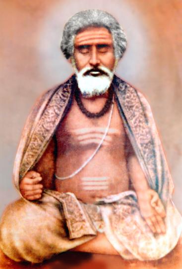 Sri Subrahmanya Poundarika Bahu Somayaji Sri Kameswarananda Natha Brahmananda Thirtha