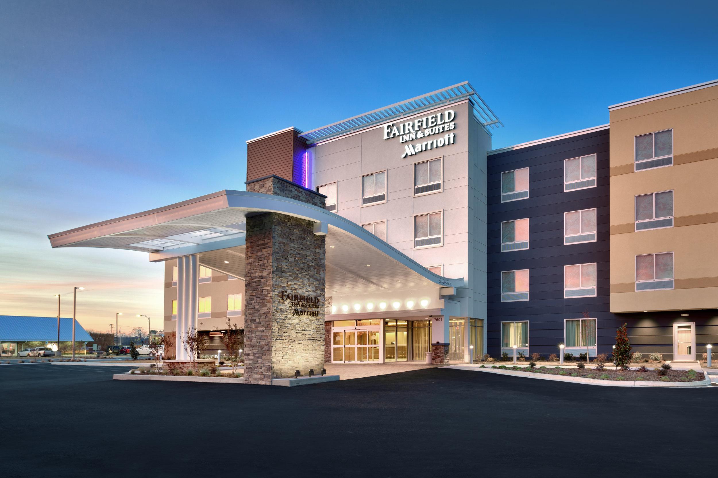 Fairfield Inn & Suites Fort Smith Arkansas G&G Hospitality