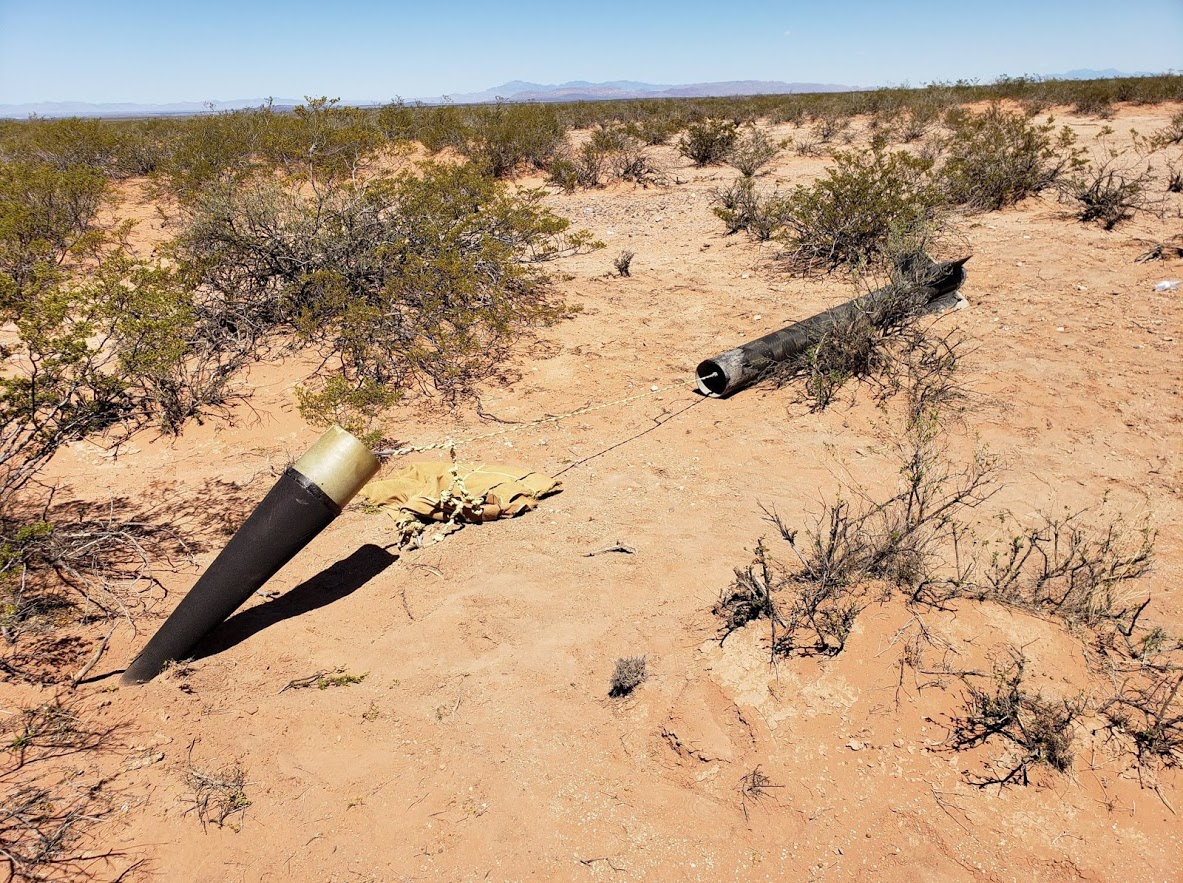 betway88在阿拉斯加,发现了新墨西哥州沙漠