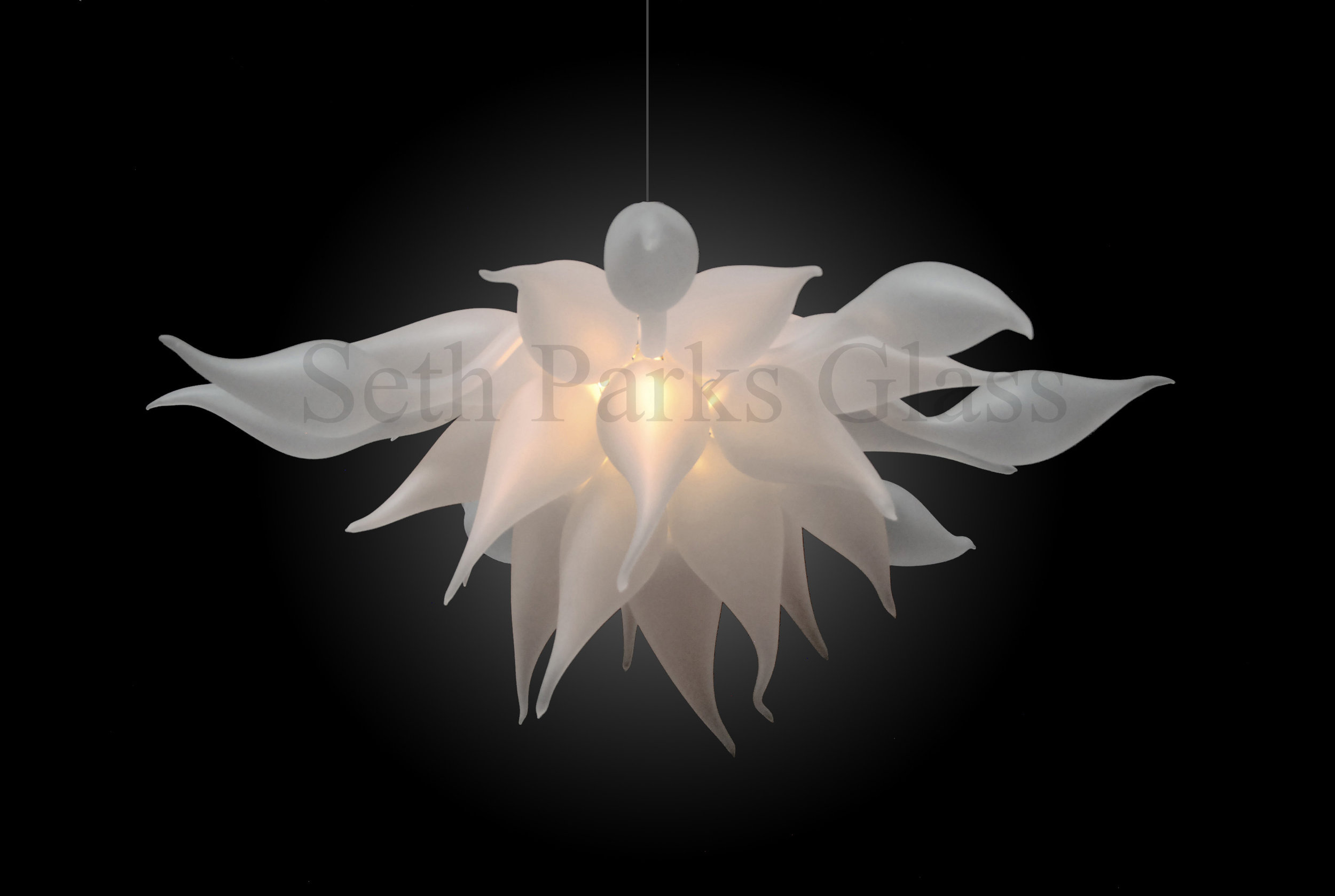- Bella Fiore Blown Glass Chandelier Collection16