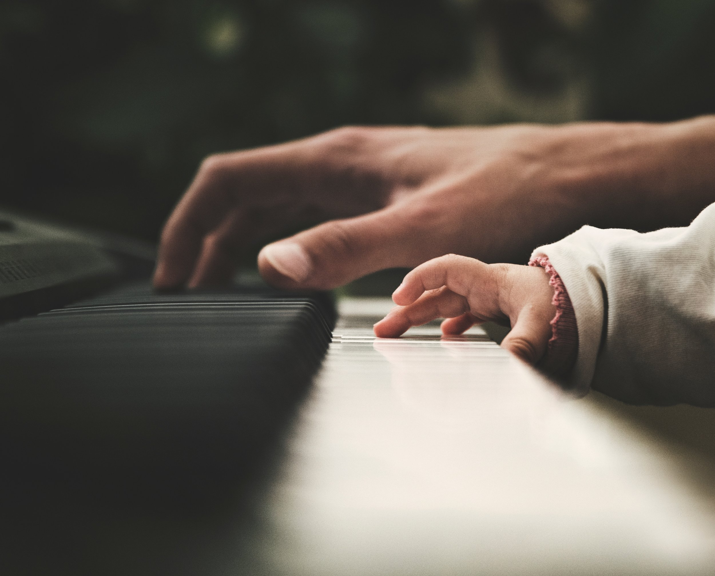 When you learn how to play piano, you have a gift that will last a lifetime.