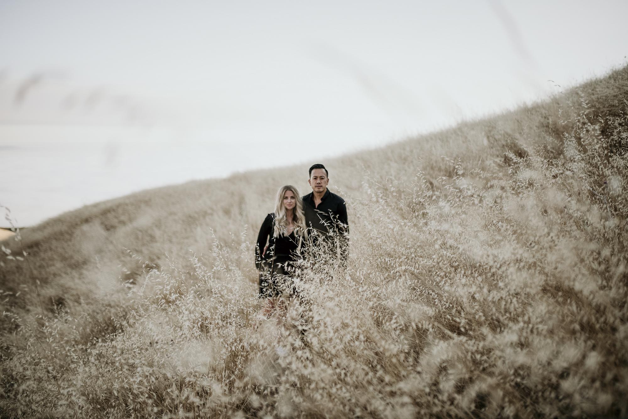 Megan + Jimmy - Mt. Tamalpais, California