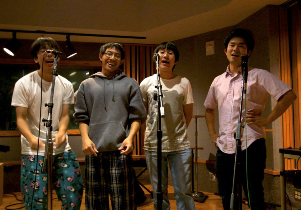 SBS recording session Spring 2014