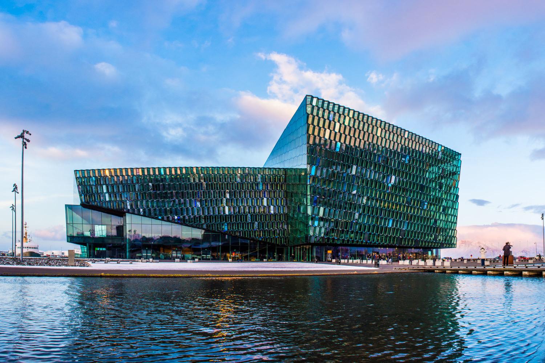 Tour the Harpa Concert Hall in Reykjavik, Iceland — No Destinations