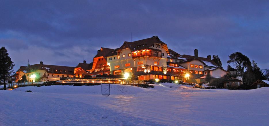 Llao Llao Resort in Patagonia Argentina