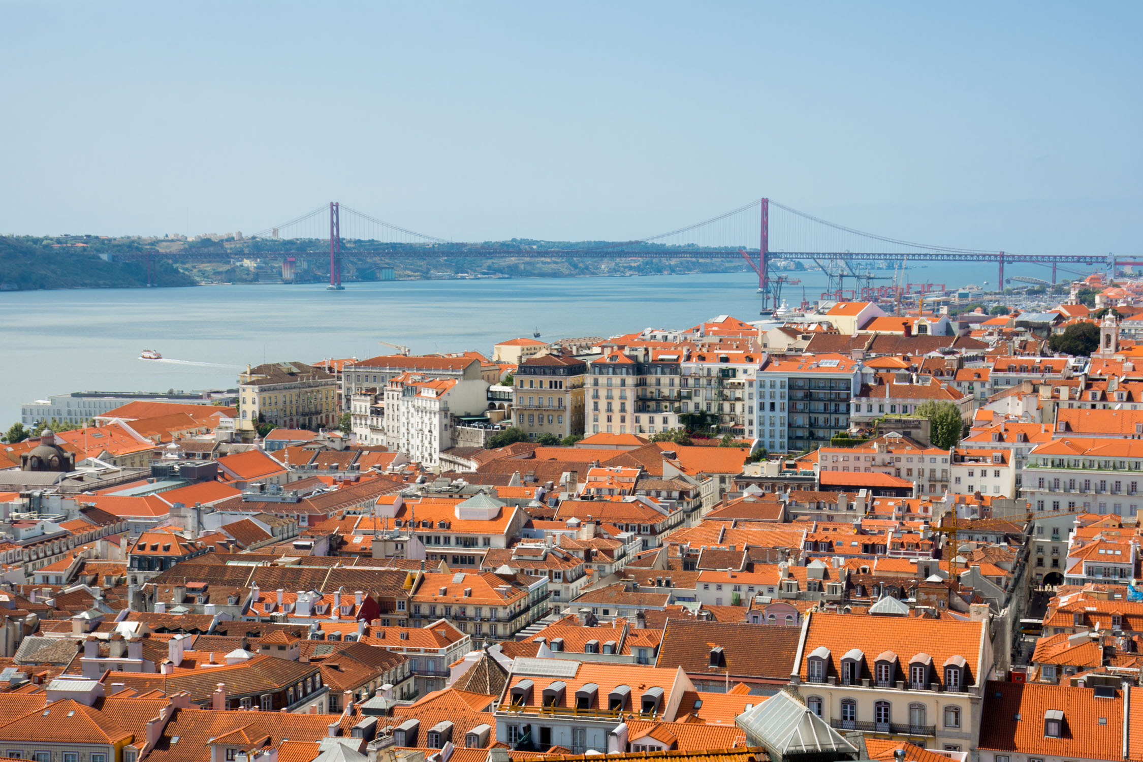 The views from Casa Do Leão