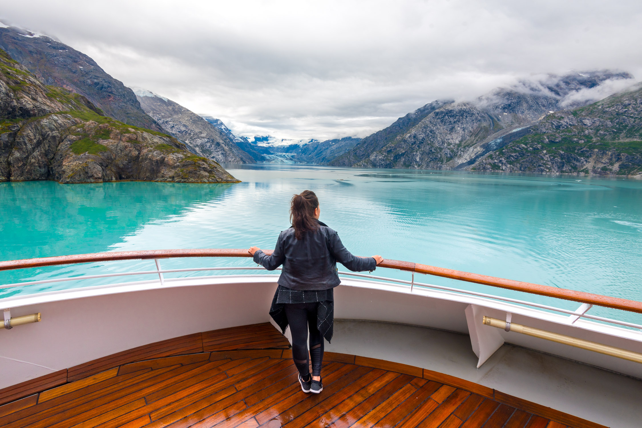 Alaska is one trip that we will never forget