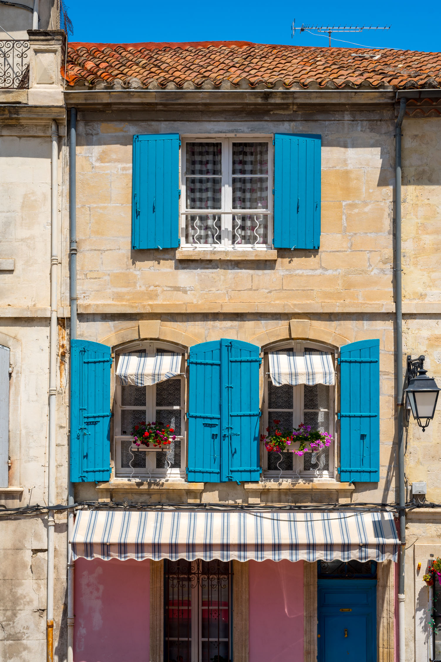 Arles is picture perfect