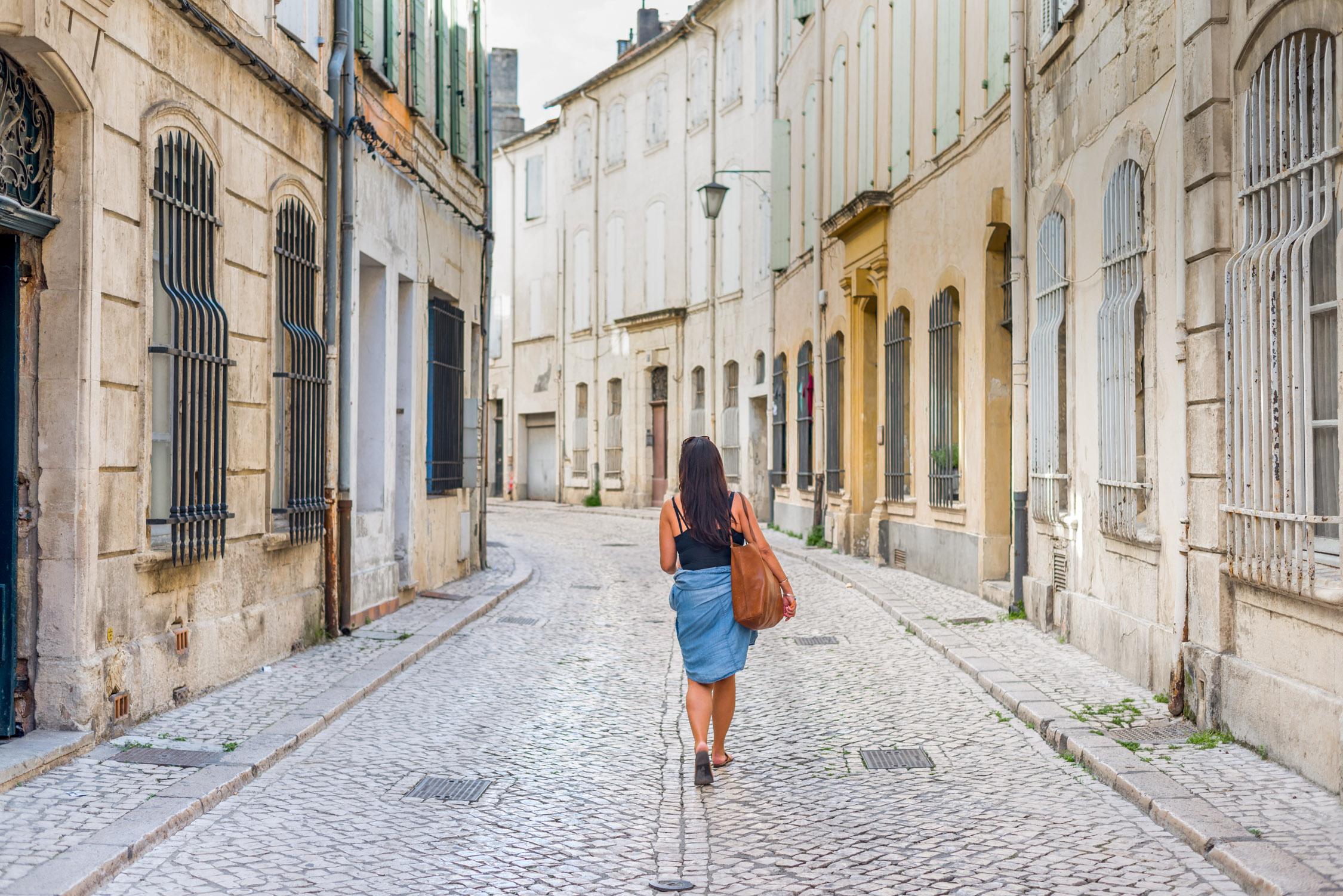 Exploring quaint french villages