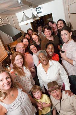 Atlanta: the Kitchen Shot