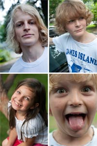 The Cain Kids