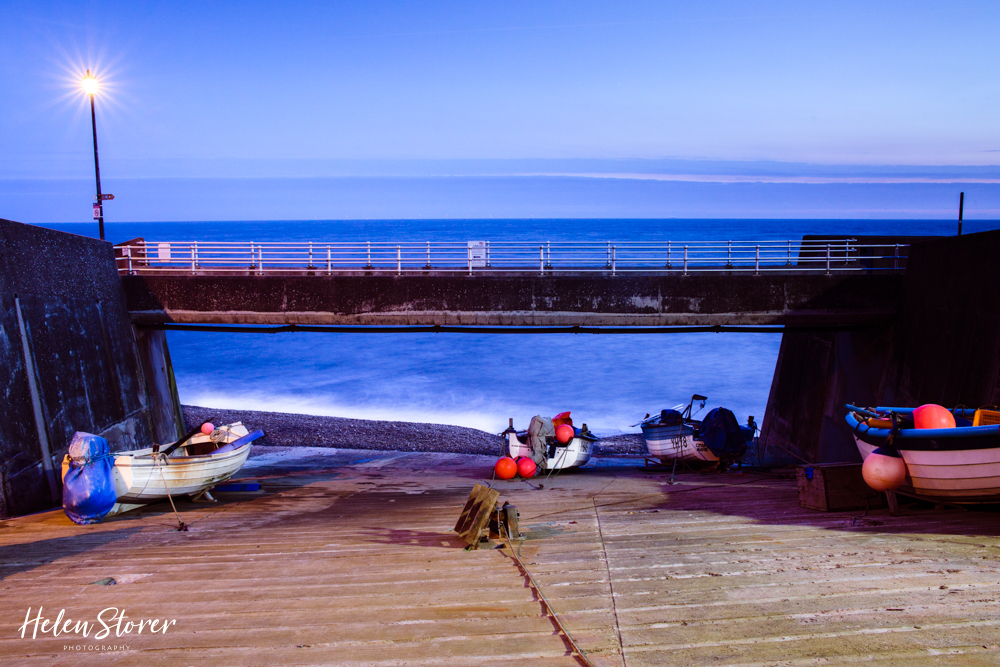 Sheringham at Dawn