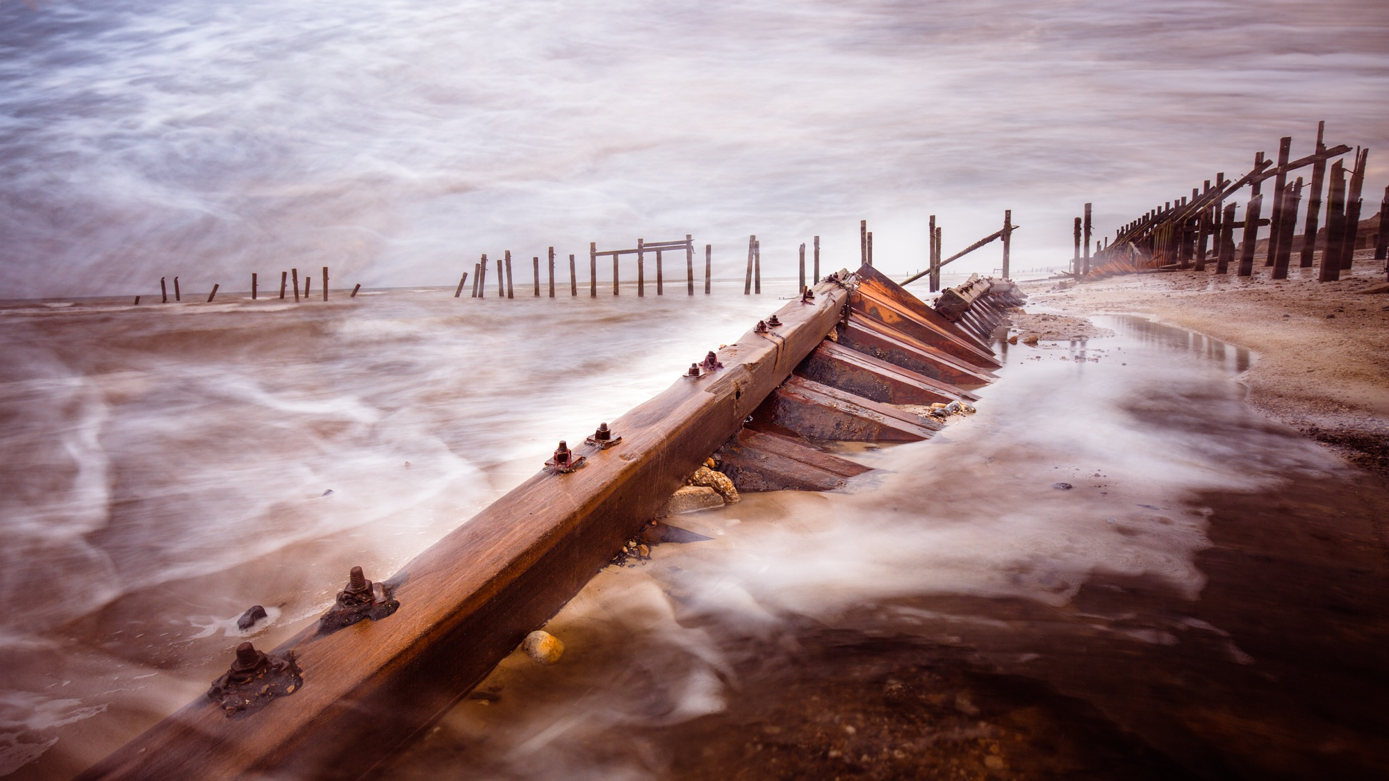 Happisburgh Defenses and Effects