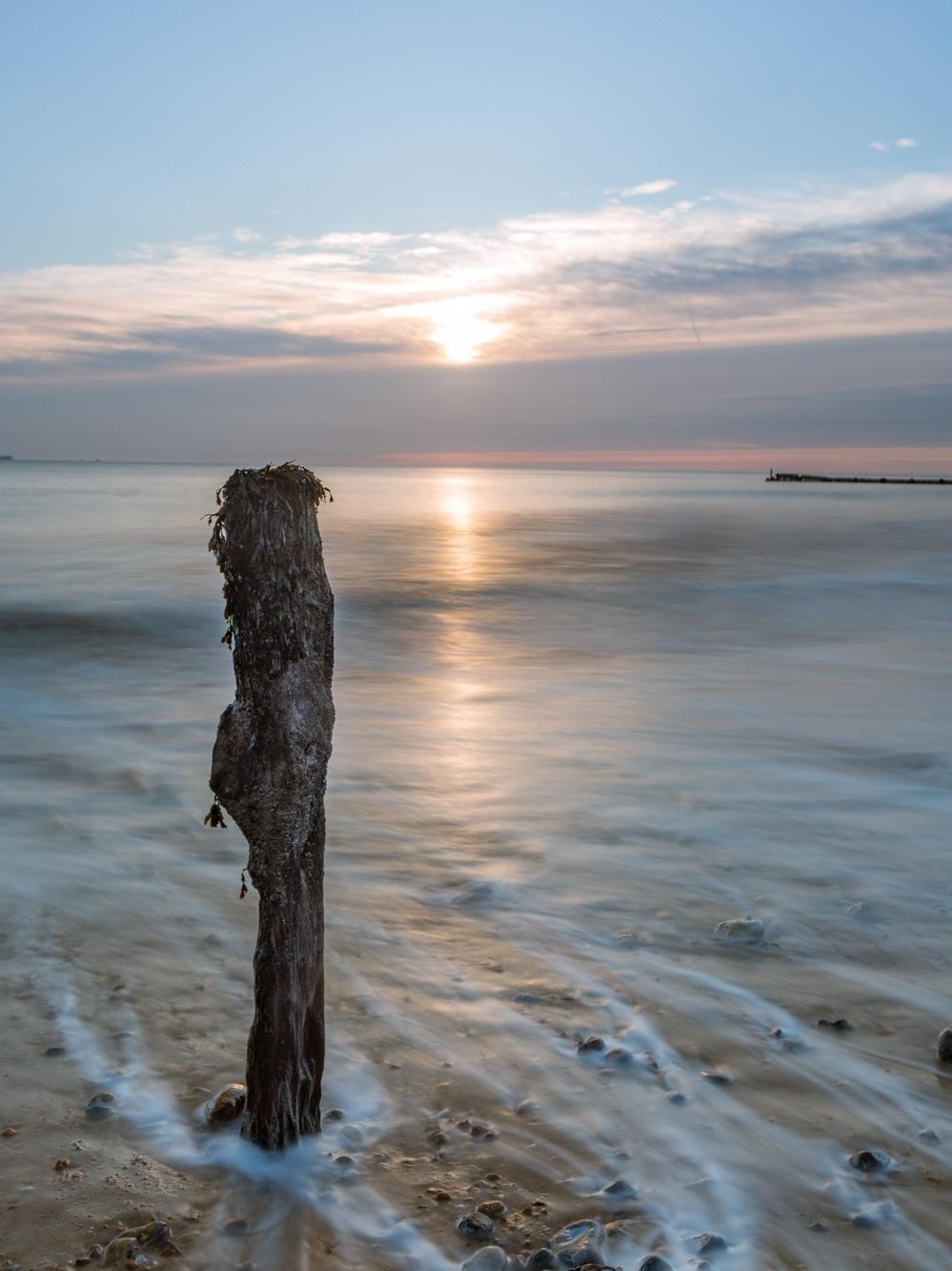 Cart Gap at Sunrise, Norfolk