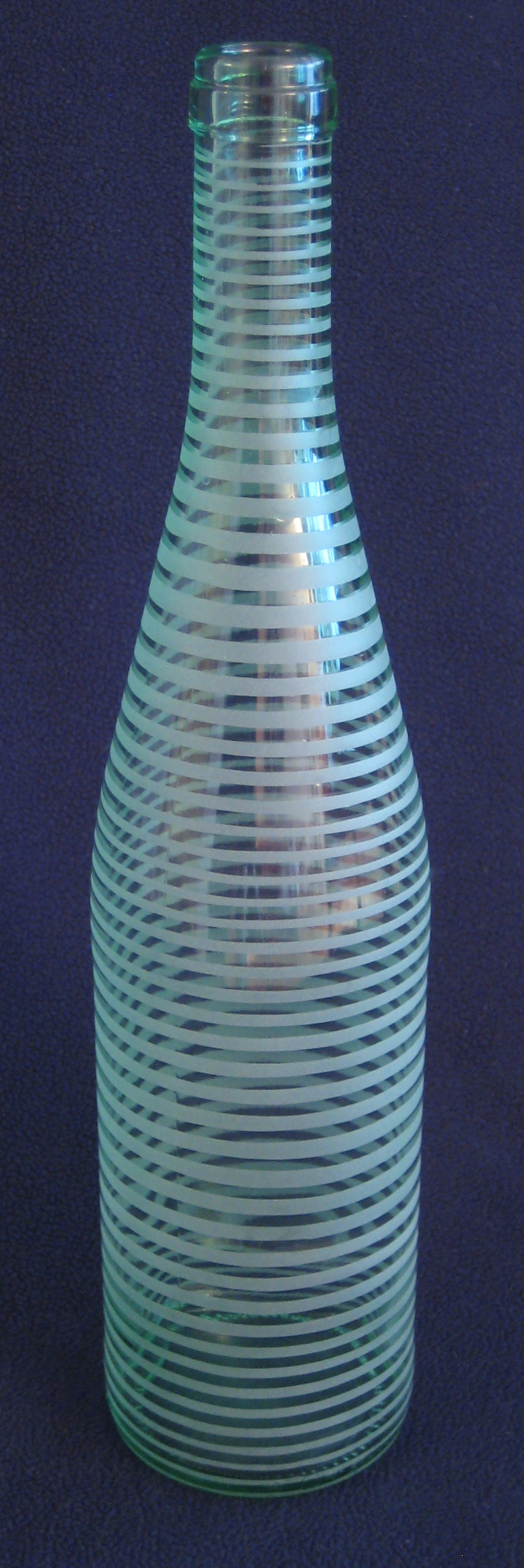 Spiral Gradient Bottle