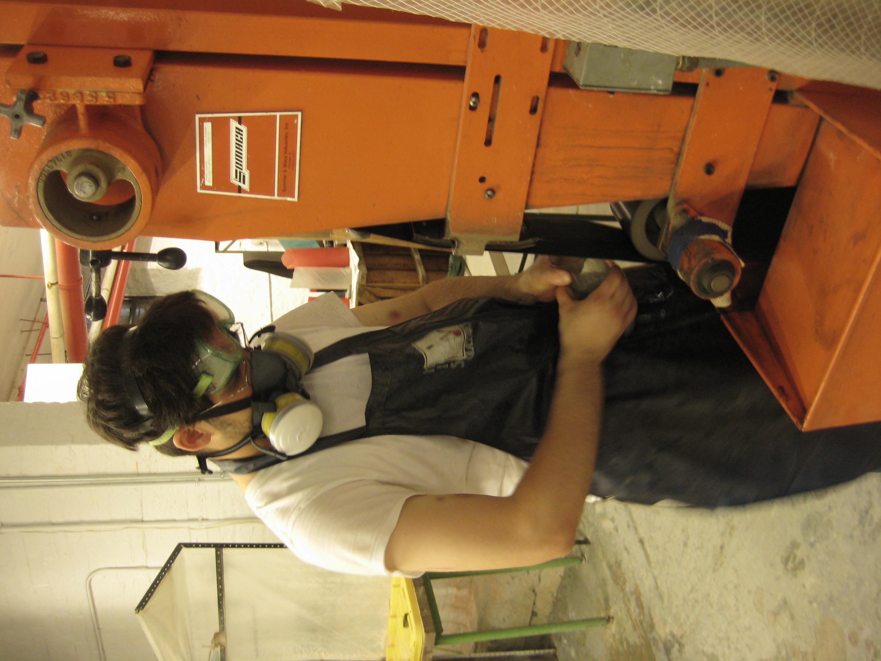 Working at Urban Glass (1).JPG