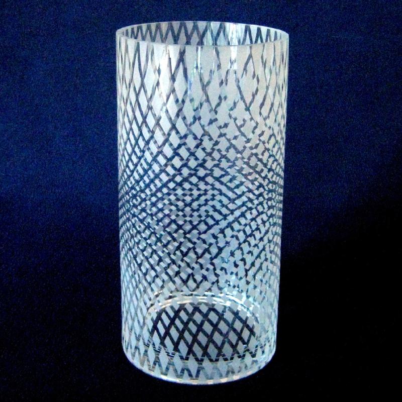 'Diamond Twist' - Giant Vase