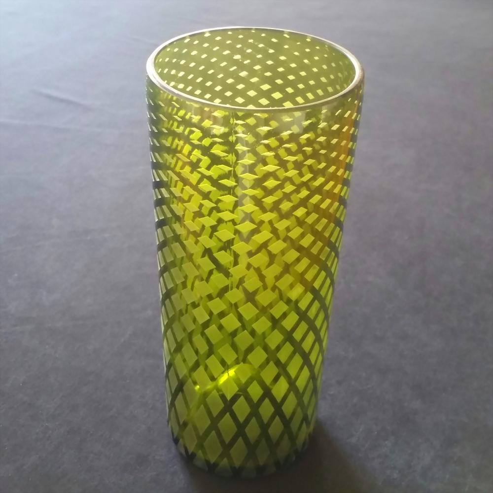 Diamond Twist (Green)
