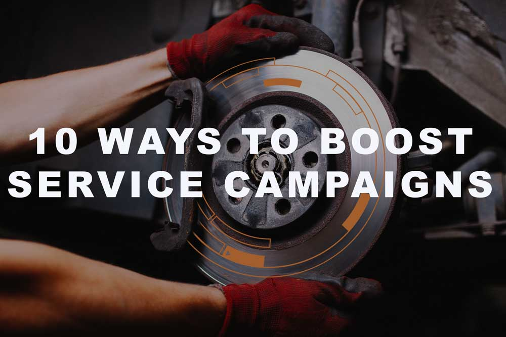 10 ways to Boost Service