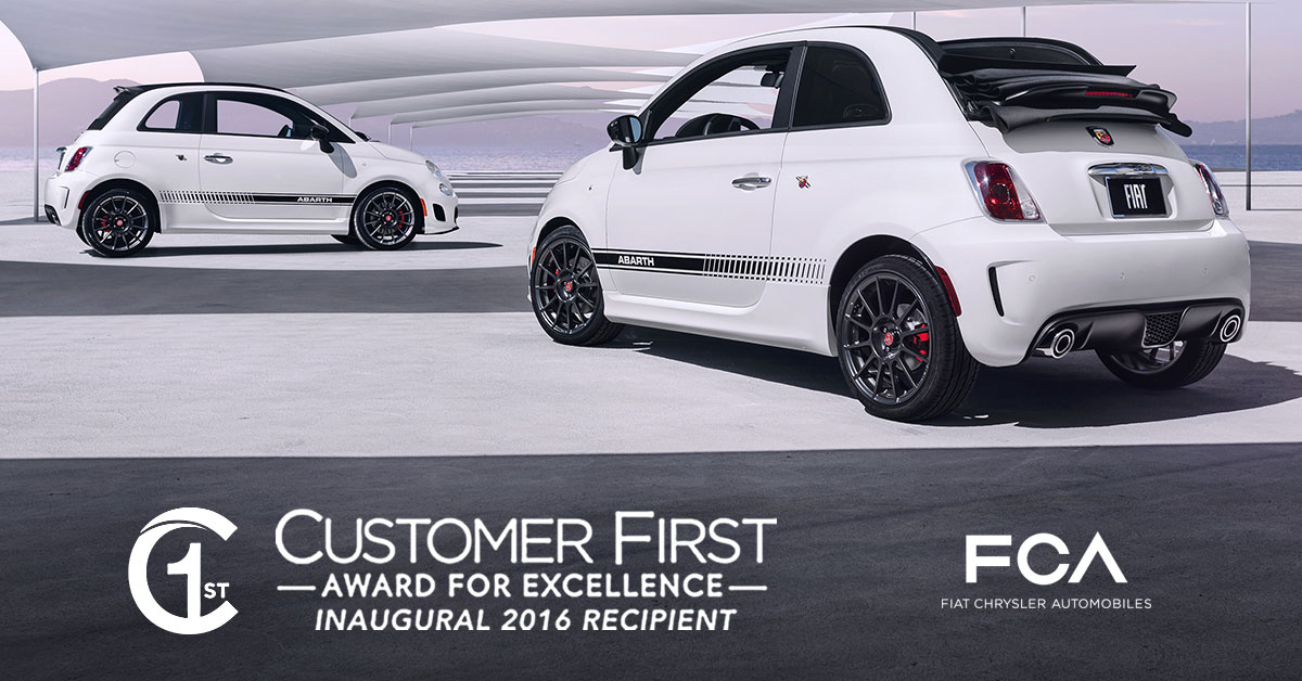 fca customer first award for excellence autohook fca customer first award for excellence