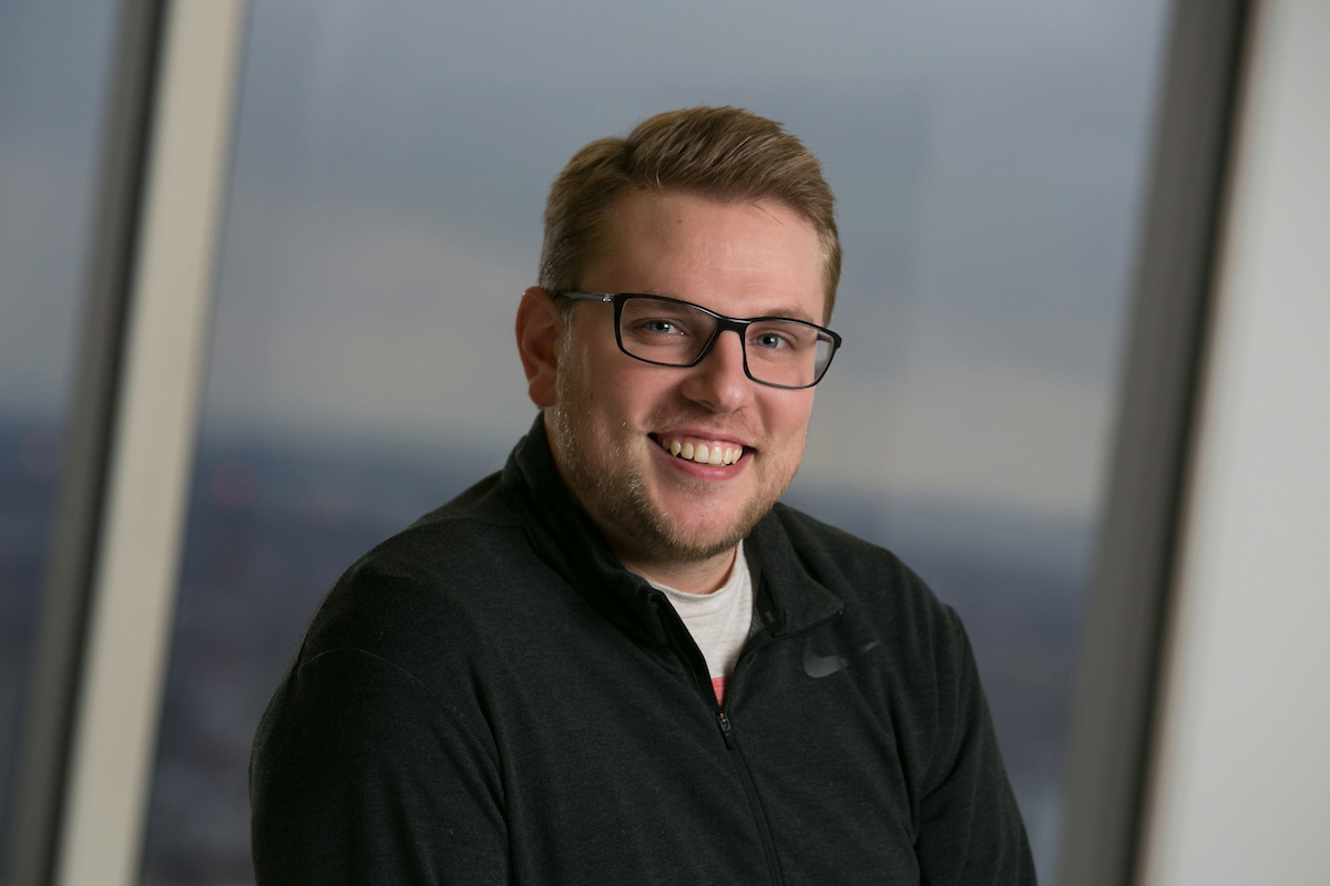 Matt Vaiciunas, Client Services Specialist