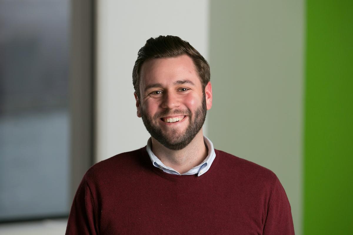 Ryan Goins, Business Development Manager
