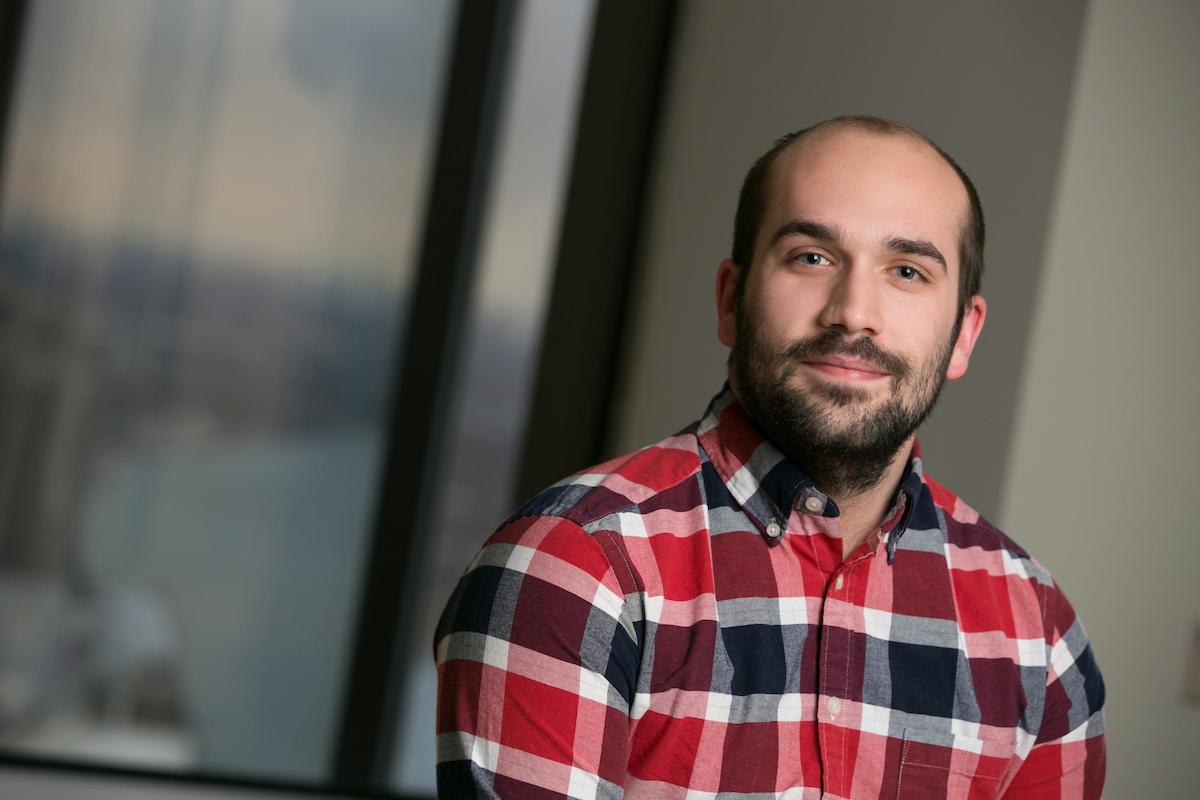 Mat Harms, Client Services Specialist