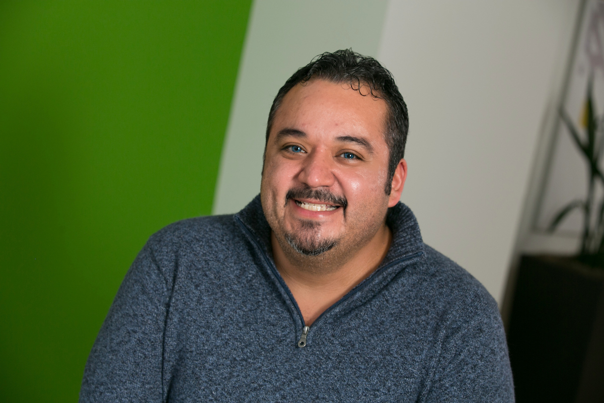 Tony Garcia, Client Services Specialist