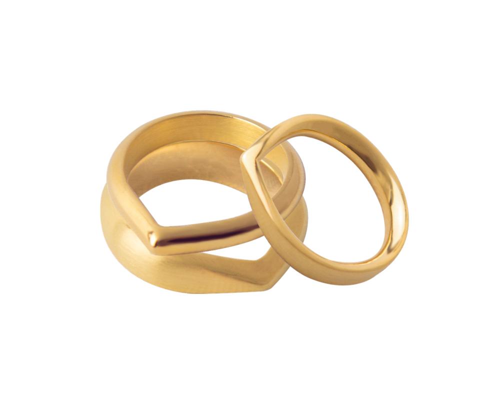 18K Fairtrade Gold Rings
