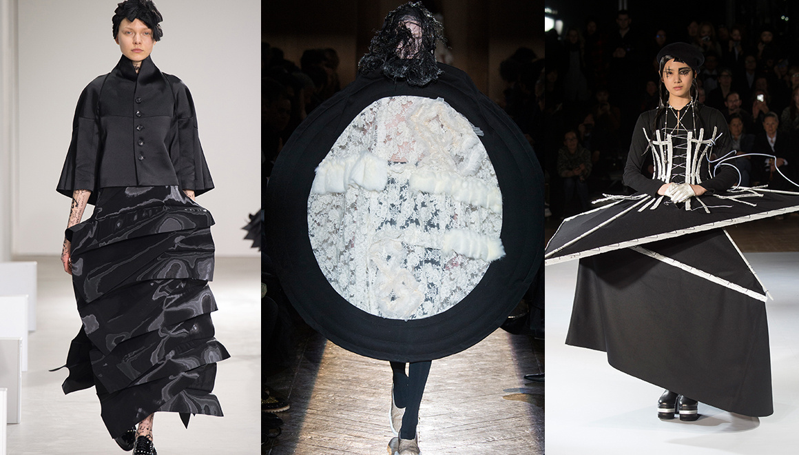 Conceptual dresses