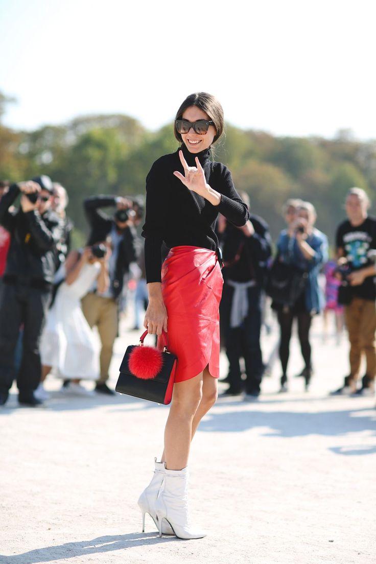 red vinyl skirt heysilvergirl 15.jpg