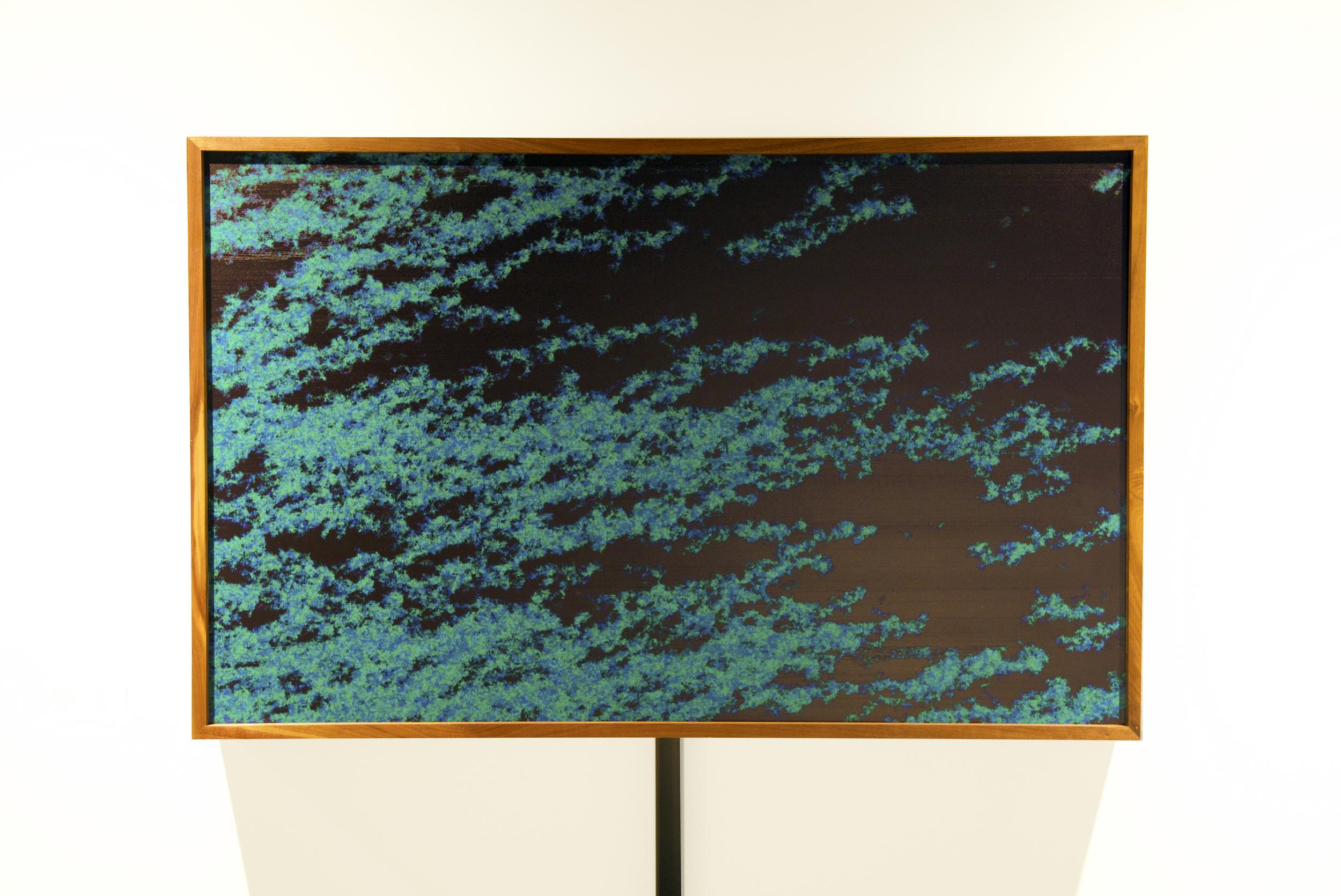 Enter the Machine  Gallery installation, 2016 - Eric Corriel collab .