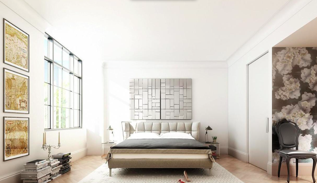 50 Clinton Street - Lower East Side - 601 Square Foot 1 Bedroom Condo - $1,075,000 - Does this look like a mansion to you?