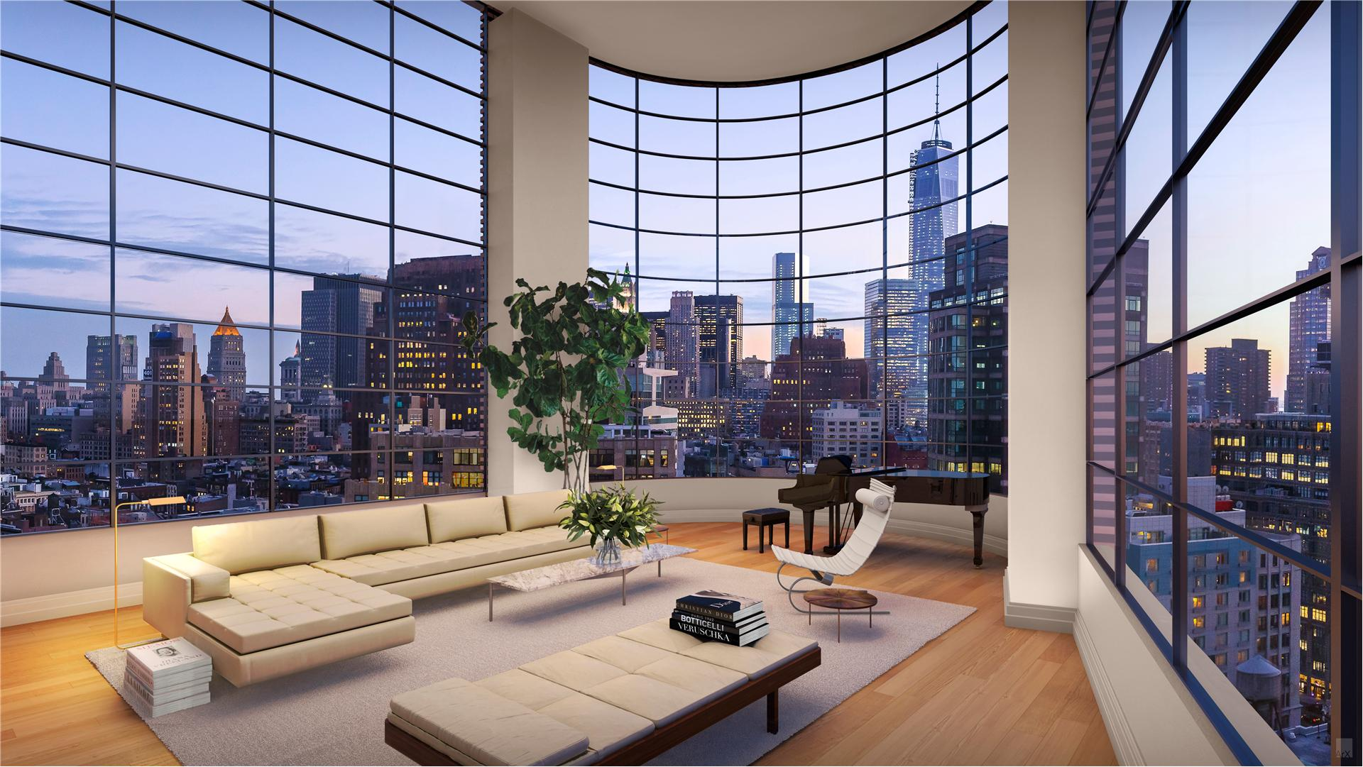 Amazing City Views