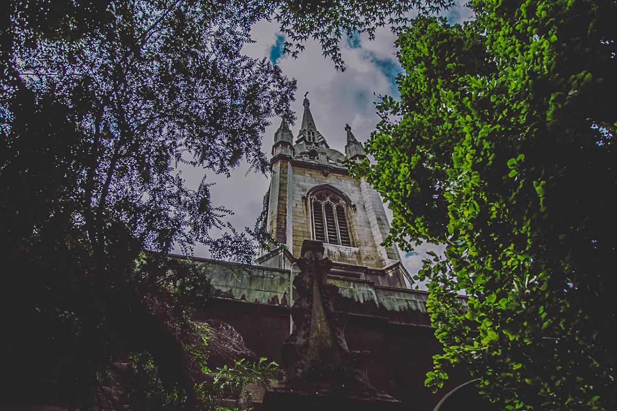 SAINT DUNSTAN IN THE EAST, LONDON