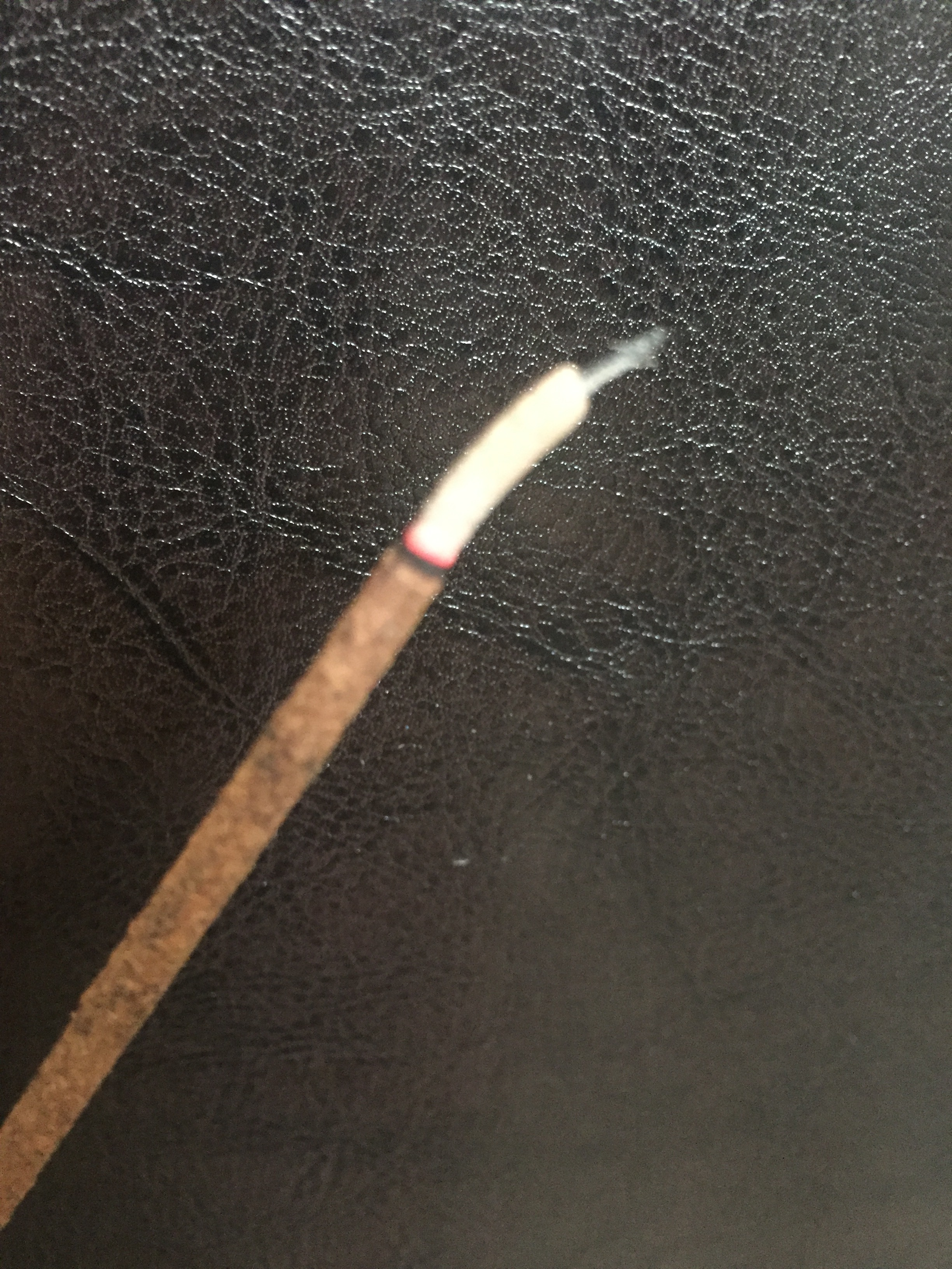 Soaked Incense